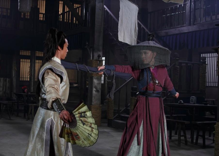 ภาพยนตร์จีน เรื่องย่อ Lady Detective Shadow ยอดหญิงมือปราบไร้เงา
